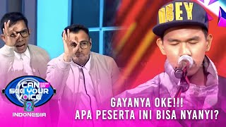 Video Nyanyi Lagu SLANK, Peserta Ini Langsung Buat 1 Studio Meleleh - Best of I Can See Your Voice MP3, 3GP, MP4, WEBM, AVI, FLV November 2018