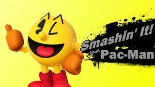 With all the Captain Falcon and top-tier character montages this sub needs some Pac-Man love.