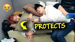 Video BTS protecting and supporting each other 😭 MP3, 3GP, MP4, WEBM, AVI, FLV September 2019