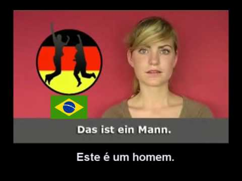alemão - DEUTSCHE - BRASILIENISCH The most common words, sentences and phrases for everybody who would like to visit German, start to learn the language or just to ge...
