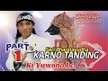 1  WAYANG KULIT KARNO TANDING Ki Yuwono By Daniya Shooting Siliragung