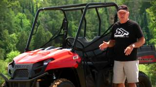 4. UTV Test Ride: 2012 Ranger 500 EFI