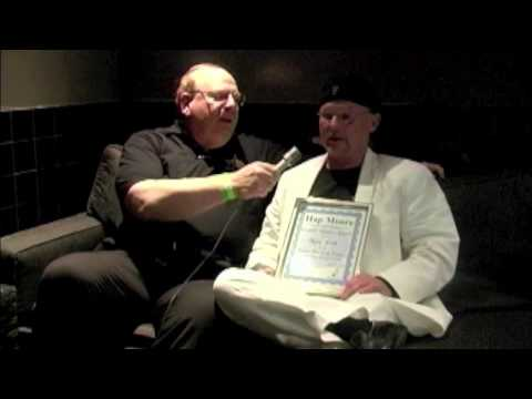 Hap Moore Blues Hall of Fame Interview BB Kings  NYC 8- 4- 13