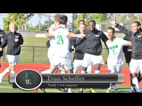 2015 CAC Men's Soccer Preseason Webcast