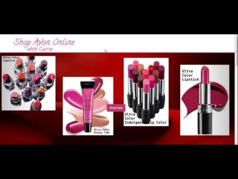 How To Order From Avon Catalog Online