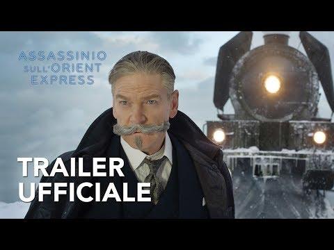 Preview Trailer Assassinio sull'Orient Express, primo trailer ufficiale