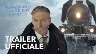 Assassinio sull\'Orient Express | Trailer Ufficiale HD | 20th Century Fox 2017