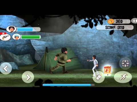 Sholay: Bullets Of Justice Game Play Trailer