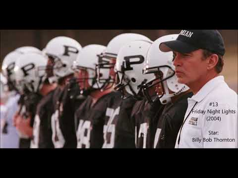 Top 20 Greatest Sports Movies of All Time (HD)