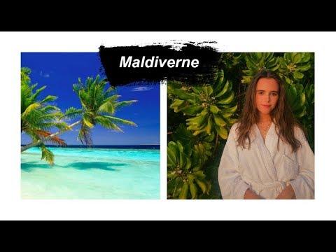 JEG REJSER TIL MALDIVERNE!