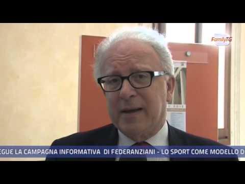 Family Tg 28/06/2013 – L'intervista a Sergio Pecorelli