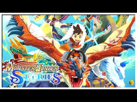 Monster Hunter Stories Nintendo 3DS (Demo)