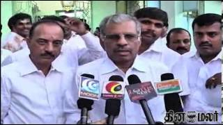 Fake Lawyer Arrested at Kovai - Dinamalar Sep 27th 2013 News in Video