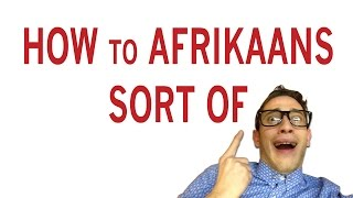 Easy Tips to Afrikaans. It is however advisable not to use these tips EVER! Thank so much for watching, I hope it made you laugh share with your fellow South...
