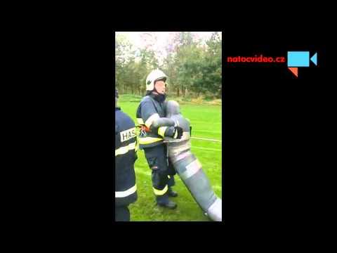 Ocelový hasič 2014