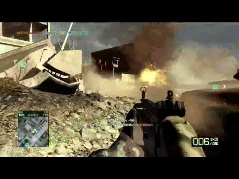 bbc2 - BBC2 - Battlefield: Bad Company 2 - Panama Canal Gameplay HD http://www.XtremeRush.net.