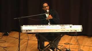 Loyola University Forum In Songwriting With Grammy Award-Winning Songwriter PJ Morton