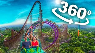 VR 360 Roller Coaster VR Videos 360 4K [Google Cardboard VR Box 3D] Virtual Reality Videos 360 VR 4K