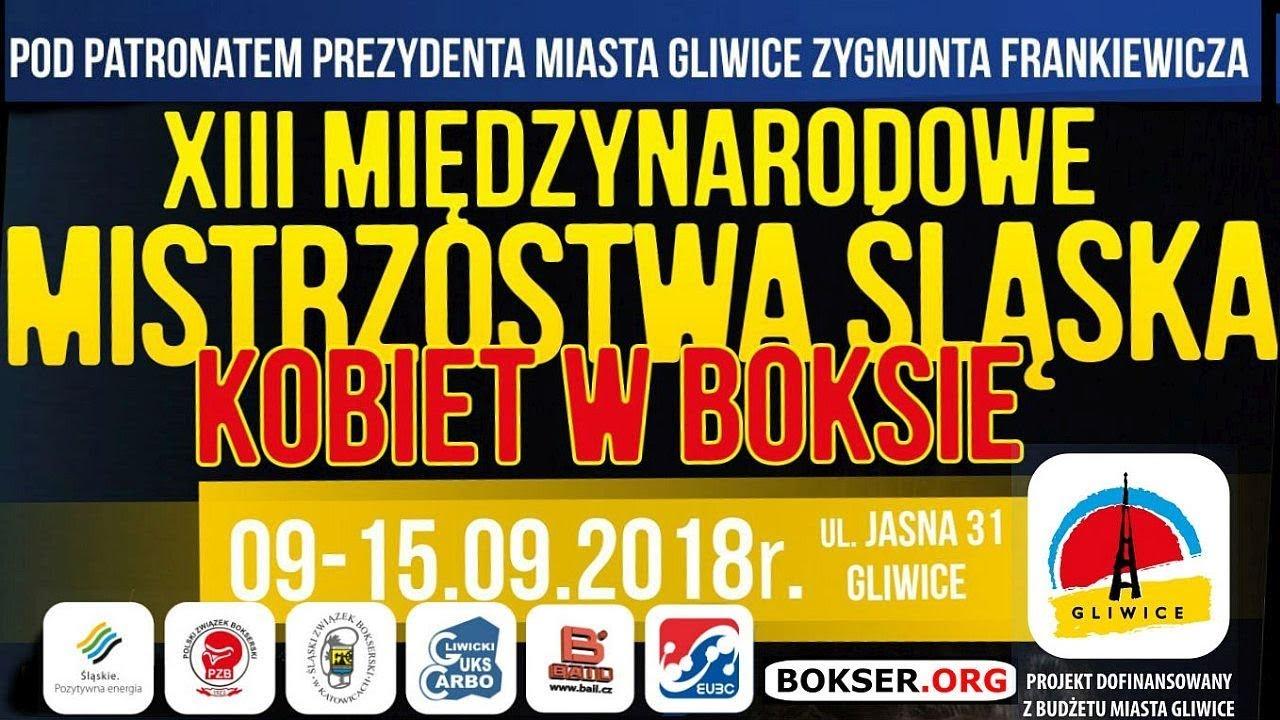 Międzynarodowych Mistrzostw Śląska Kobiet w Boksie