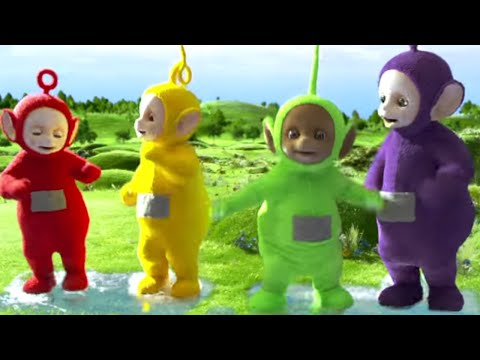 Teletubbies New Series | Puddles | Cartoons for Children | 1509