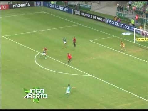 [JOGO ABERTO PE] Palmeiras atropela Sport e faz 5 x 1
