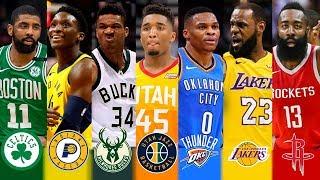 Video NBA 2018 - 2019 Best Player Of Every Team MP3, 3GP, MP4, WEBM, AVI, FLV September 2018