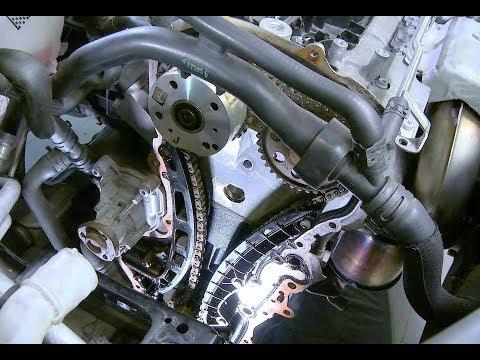 Steuerkette wechseln - Audi A3 1.4 TFSI [TUTORIAL]