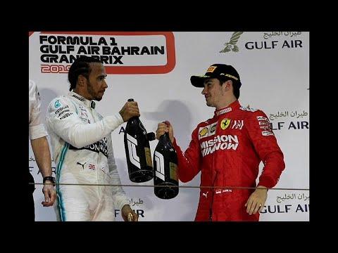 Formel 1: Hamilton siegt in Bahrain nach Ferrari-Debak ...