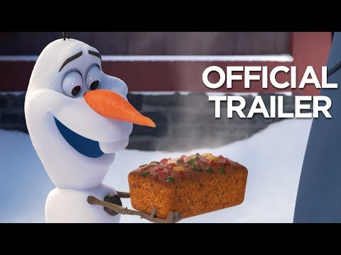 Olaf's Frozen Adventure - Official US Trailer (видео)