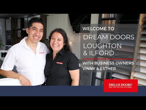 Loughton and Ilford Kitchen Showroom video
