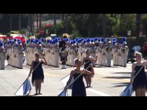 Notre Dame HS - Daughters of Texas - 2016 Placentia Band Review