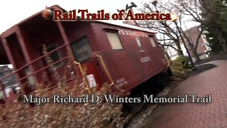 Akron (PA) United States  City new picture : Rail Trails of America - Major Richard D Winters Memorial Trail - Ephrata, PA