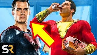 Video 10 Shazam! Movie Theories So Crazy They Might Be True MP3, 3GP, MP4, WEBM, AVI, FLV Agustus 2018