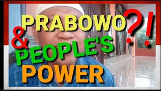 Video *156* Prabowo menang. PRABOWO AND PEOPLE'S POWER. Sebuah cara pandang youtuber Tukang Donat MP3, 3GP, MP4, WEBM, AVI, FLV April 2019