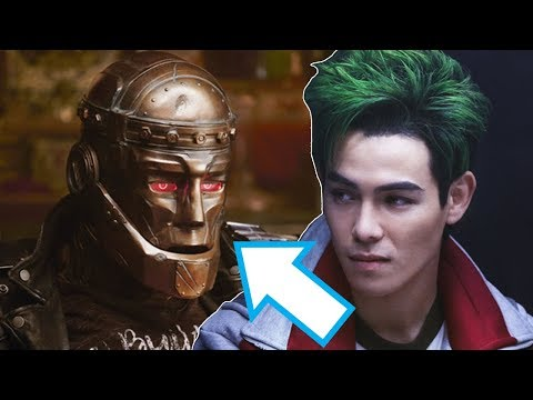 DOOM PATROL! Beast Boy JOINS The Titans! - Titans Episode 4 Review!