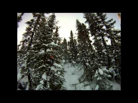 Chasse au caribou d'hiver à la Pourvoirie Kiskimaastakin dans le Grand Nord du Québec