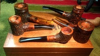 Batch Of Briar Pipes Jan 2013 - Fat Pokers, Poker Setters, Cutty Pipe