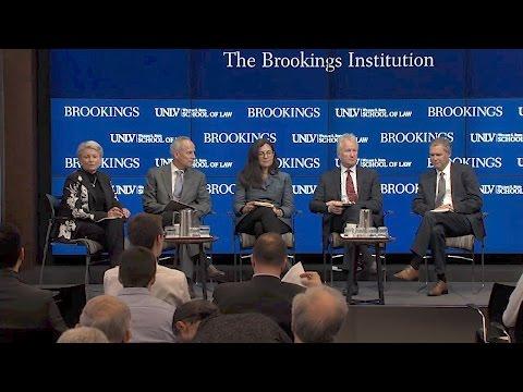 U.S. water infrastructure and regulatory reform