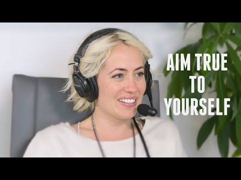VIDEO: Kathryn Budig on Aiming True to Your Body & Yourself