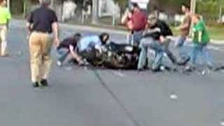 Motorcycle Crash Aftermath 186492 YouTube-Mix