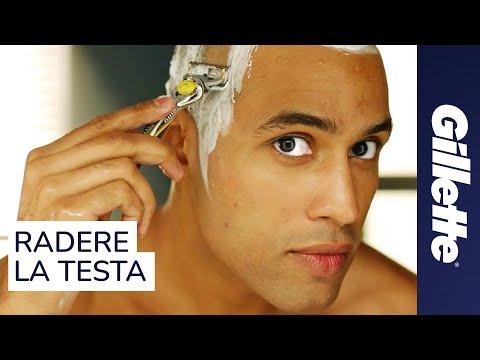 Capelli Rasati a Zero e Rasatura della Testa | Gillette ProShield