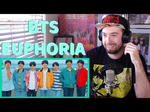 MUSICIAN REACTS  BTS - 'EUPHORIA' MV Reaction  JG-REVIEWS: KPOP