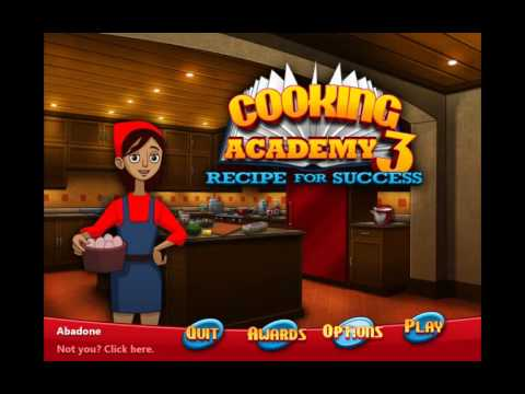 Let's Play: Cooking Academy 3: Recipe For Success, Part 3: Produce
