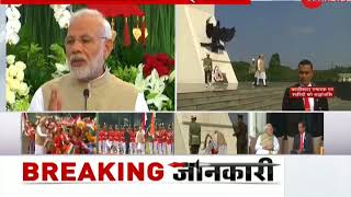 Watch PM Modi speaking LIVE from Jakarta, Indonesia