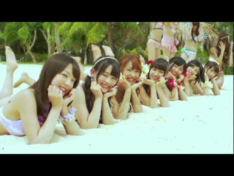 『プリプリ♥SUMMERキッス』 フルPV (SUPER☆GiRLS #スパガ )