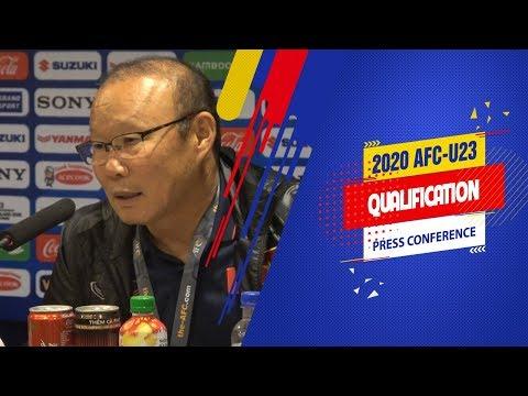 Thắng nhọc U23 Indonesia, HLV Park Hang Seo thẳng thắn chỉ ra điểm yếu của U23 Việt Nam| VFF Channel - Thời lượng: 4 phút, 4 giây.