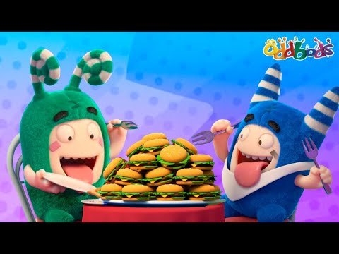 Oddbods | NEW | ODD COOKING SECRETS | Funny Cartoons For Kids