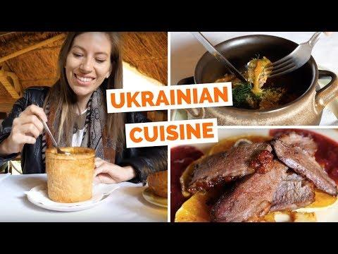 Ukrainian Cuisine - 5 Foods To Try in Kiev, Ukraine