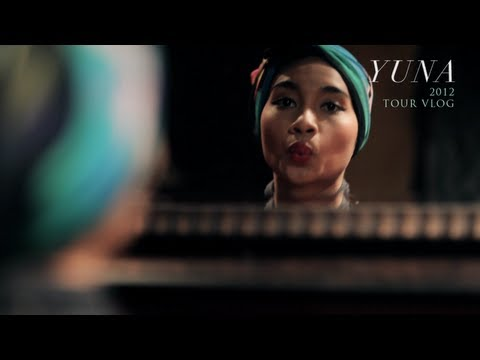 Yuna&#8217;s 2012 Tour Vlog #9
