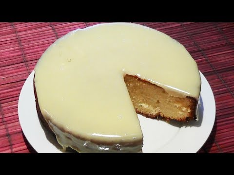 White Chocolate Cake Recipe - Mark's Cuisine #57